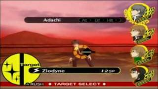 Download Persona 4: Battle With Adachi's Shadow Video