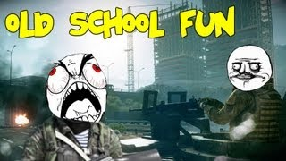 Download Battlefield 3 Old school trolling and fun 2 (ps3) Video