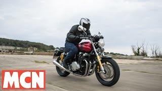 Download Honda CB1100Rs & CB1100EX | First rides | Motorcyclenews Video