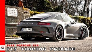 Download 2018 Porsche 911 GT3 Touring Package Video