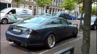 Download Mercedes-Benz MEC Design CLS 55 AMG (Sneek) Video