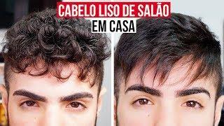 Download ALISAMENTO PROFISSIONAL EM CASA (5 MINUTOS) - UMA RAPIDINHA Video