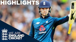Download Roy Hits Ton In England's 2nd Highest Run Chase | England v Australia 4th ODI 2018 - Highlights Video