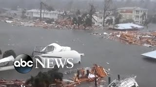 Download Inside Hurricane Michael as it made landfall Video