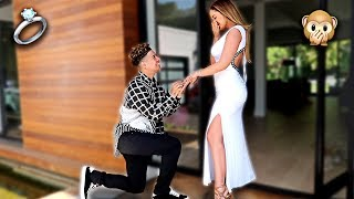 Download AUSTIN PROPOSED TO ME AGAIN!!! (MOTHER'S DAY SURPRISE) Video