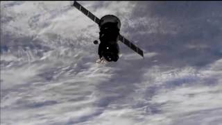 Download NASA Video: Expedition 49 Departs from the ISS - International Space Station Video