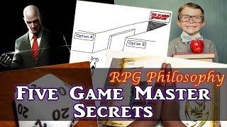 Download Five Game Master Secrets (Players Don't Want to Know) Video