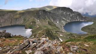 Download Rila Mountain, Bulgaria Video