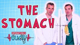 Download Operation Ouch - The Stomach | Biology for Kids Video