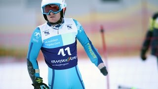 Download Slalom 1 (1st run) - Para Alpine Skiing World Cup, Kranjska Gora, Slovenia Video
