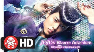 Download JoJo's Bizarre Adventure - Diamond is Unbreakable - Official Trailer Video