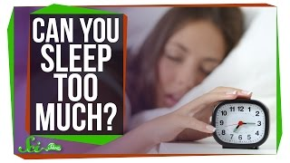 Download Can You Get Too Much Sleep? Video
