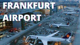 Download Frankfurt Airport Germany *HD* - Spotting, Terminal, Landing, and Takeoff Video