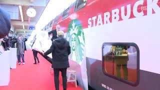 Download Starbucks auf Schienen: Das ist das neue SBB-Restaurant Video