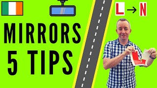 Download Mirrors Driving Lesson - 5 Tips for Checking Mirrors when Driving Video