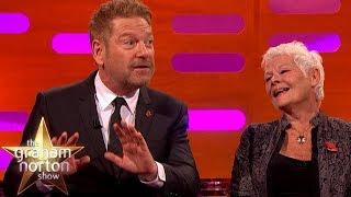 Download Dame Judi Dench Exposed Herself to Kenneth Branagh! | The Graham Norton Show Video