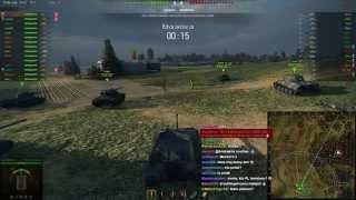 Download World of Tanks CZ - Záznam ze streamu z 3.4.2015 22+ (Jen pro otrlé a připravené se smát) Video