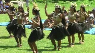 Download Fiji Dancing Banaban School on Rabi Island Performing Traditional Dances. Video