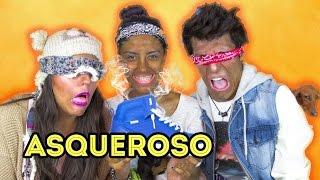 Download OLIENDO LAS COSAS MAS ASQUEROSAS | RETO POLINESIO LOS POLINESIOS Video