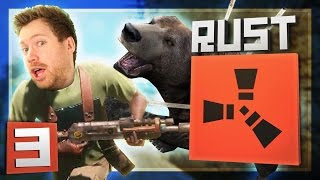 Download A Bear Attack! | Rust #3 Video