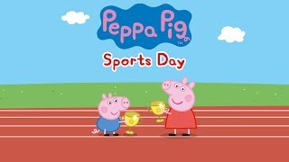 Download Peppa Pig - Sports Day gameplay (app demo) Video