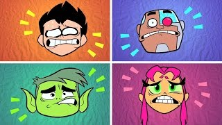 Download Teen Titans Go! - ″Serious Business″ (clip) Video