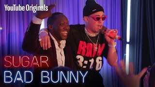 Download Bad Bunny pays it back to a deaf fan who loves to dance. Video