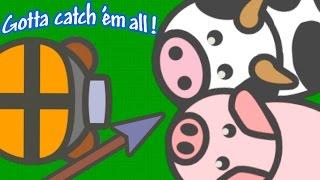 Download MOOMOO.IO CAPTURING ALL THE ANIMALS!! // Moomoo.io Trolling & Funny Moments Video