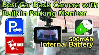 Download BEST Car Dash Camera with Built-In Parking Monitor - 360 J511 Video