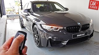 Download INSIDE the NEW BMW M3 Competition Package 2017 | Interior Exterior DETAILS w/ Revs Video