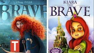 Download 10 Animated Movies That COPIED Disney Video