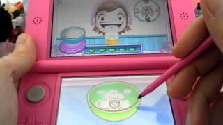 Download Unboxing / decouverte de ″Cooking mama bon appetit″ (3ds) Video