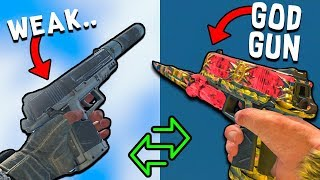 Download Top 10 BEST Pack a Punched Weapons in Black Ops 4 Zombies Video