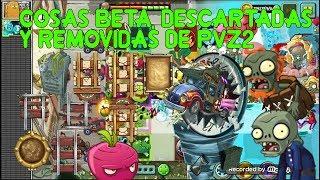 Download Cosas Beta, Sin Usar, Descartadas y Removidas de Plants vs. Zombies 2 Video