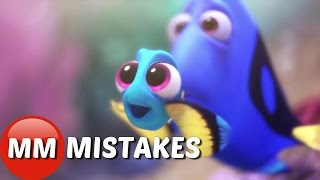 Download Finding Dory MOVIE MISTAKES You Didn't See | Finding Dory Movie Video