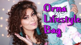 Download Orna Lifestyle Bag / Box May 2018 | New Subscription Service | Unboxing | Kavya K Video