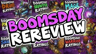 Download TRUMP REVIEWS TRUMP REVIEWS: BOOMSDAY | Card Review | Hearthstone Video