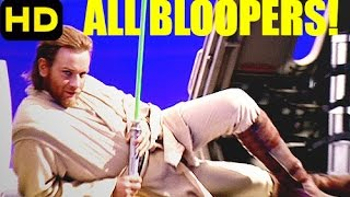 Download Star Wars Bloopers COMPLETE COLLECTION! Video