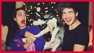 Download SURPRISING MY GIRLFRIEND ON CHRISTMAS! With - MirandaSings Video