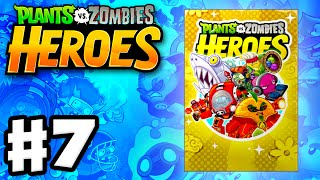 Download Plants vs. Zombies: Heroes - Gameplay Walkthrough Part 7 - Premium Packs! All Heroes! (iOS, Android) Video