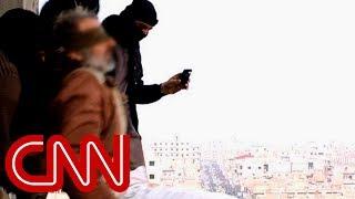 Download ISIS throws gay men off buildings Video