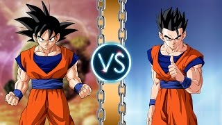 Download Goku vs Gohan Video