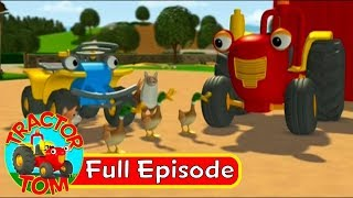 Download Tractor Tom | Season2 | Episode26 - Wild Ducks | Truck Cartoon Video