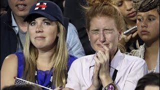 Download Butt-Hurt Crying Hillary Voters Compilation Video