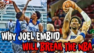 Download Meet Joel Embiid, The Man Who Will BREAK The NBA! Video
