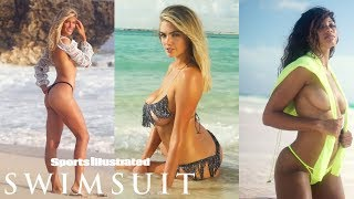 Download Kate Upton, Danielle and Genie Bouchard Reveal All | UNCOVERED | Sports Illustrated Swimsuit Video
