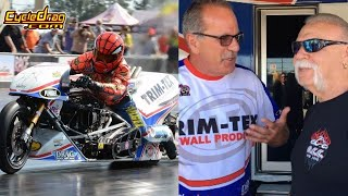 Download 246 MPH on a Motorcycle in front of Paul Teutul & Orange County Choppers! Larry ″Spiderman' McBride Video