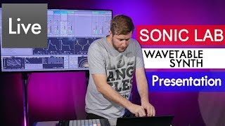 Download Sonic LAB: Ableton Wavetable Special Video
