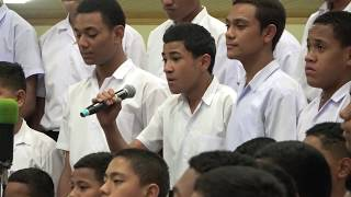 Download Amazing Male Choir - Tupou College Toloa - Kingdom of Tonga Video