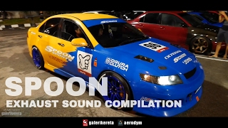 Download Honda Spoon Sound Compilation - XO AutoSport Street Style in Malaysia Video